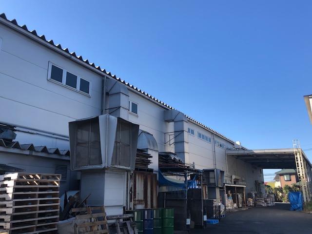 狭山工場(ダンボール製造工場)